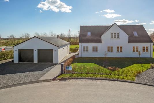 Villa på Finsensvej i Fredericia - Ejendommen