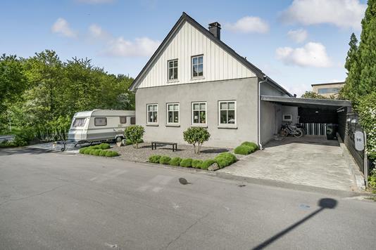 Villa på Hannerupvænget i Fredericia - Ejendommen