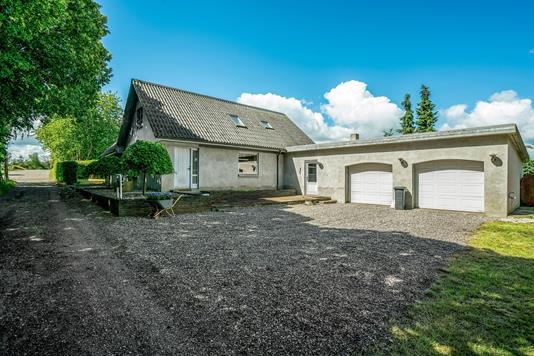 Villa på Blåbærvej i Fredericia - Ejendommen