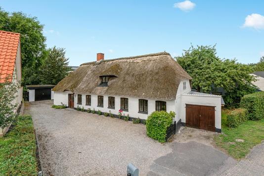 Villa på Taulov Kirkevej i Fredericia - Ejendommen