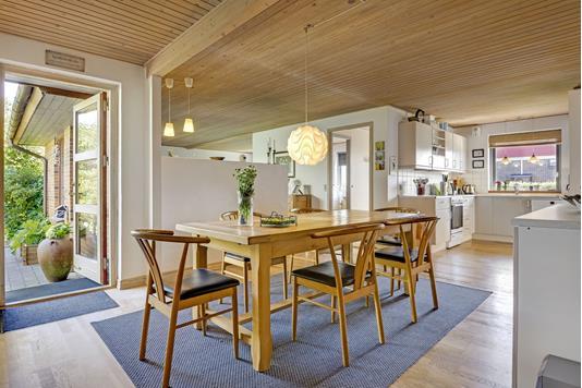 Villa på Slåenvej i Fredericia - Alrum