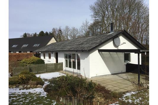 Villa på Nybovej i Skørping - Andet