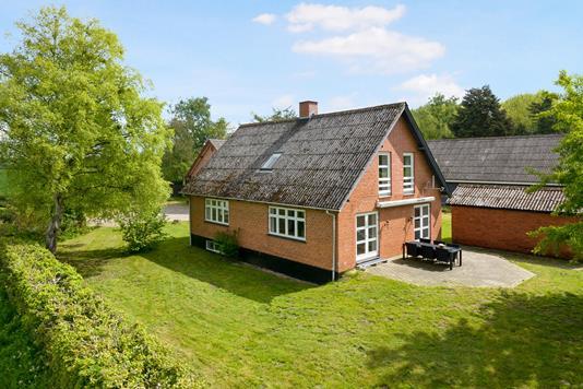 Villa på Kirkevej i Skørping - Ejendom 1