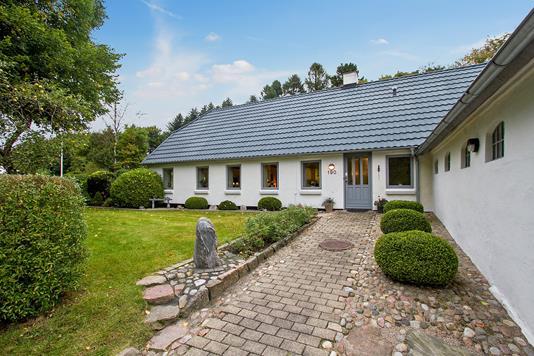 Villa på Flamstedvej i Gistrup - Ejendommen