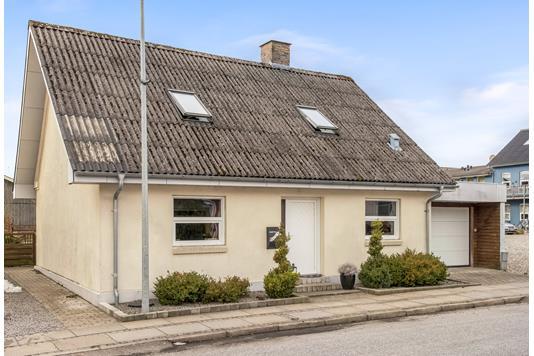 Villa på Jyllandsgade i Kongerslev - Ejendommen