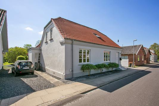 Villa på Hedevej i Terndrup - Ejendommen