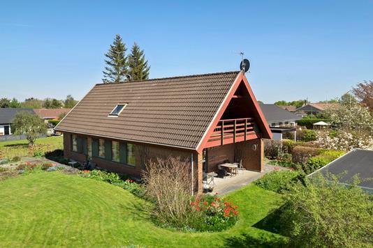 Villa på Mastruphøj i Støvring - Andet