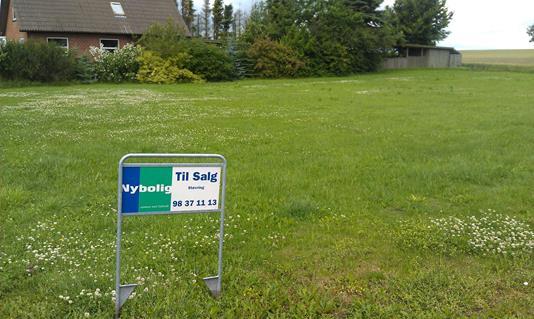 Helårsgrund på Tylervej i Nibe - Grund