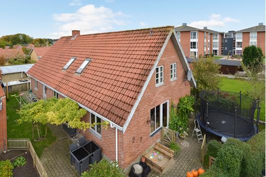 Villa på Tværgade i Skørping - Andet