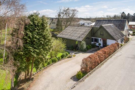Villa på Mosevej i Skørping - Ejendommen
