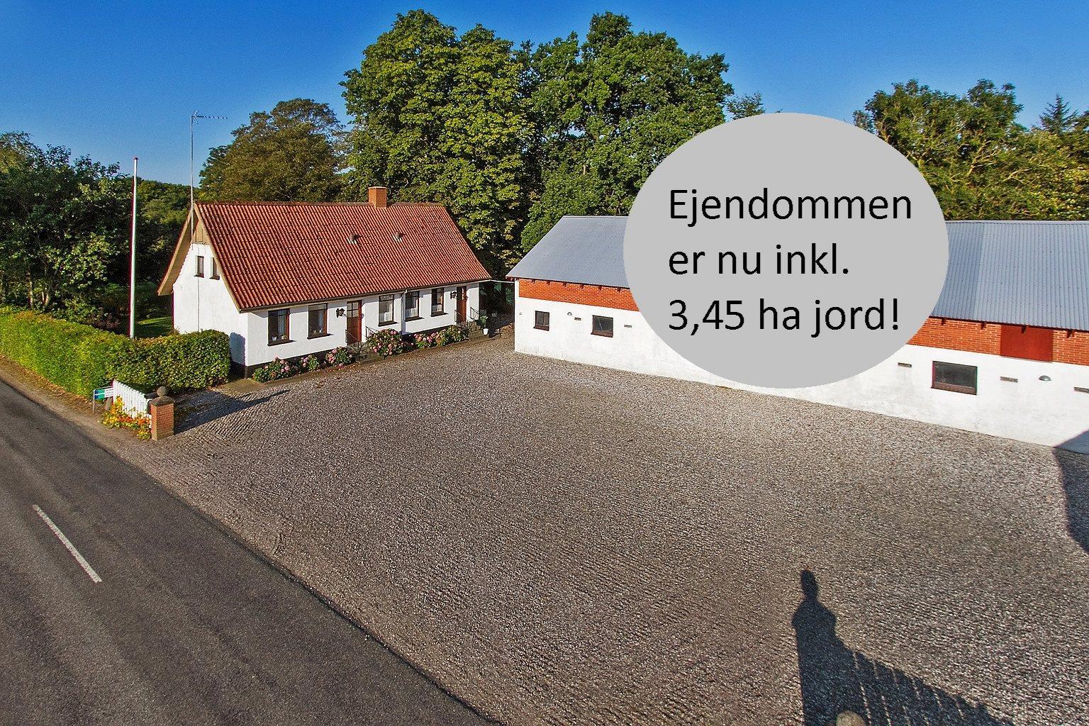 Landejendom på Hjortholmvej i Suldrup - Andet
