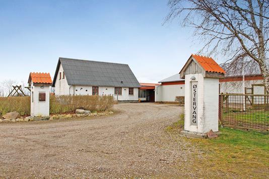Landejendom på Gammelholmvej i Suldrup - Ejendommen