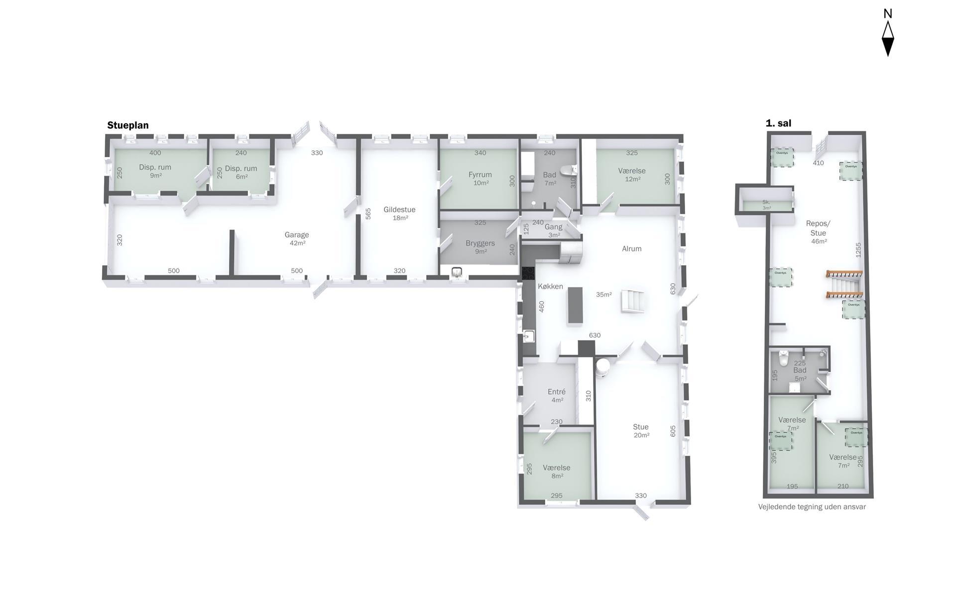 Villa på Lyngbyskovvej i Terndrup - Andet