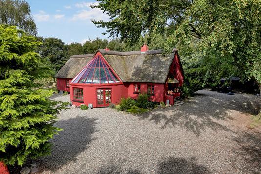 Villa på Mejlbyvej i Nørager - Ejendom 1