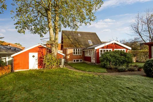 Villa på Sdr Kirkevej i Skørping - Ejendommen
