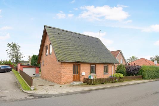Villa på Tværgade i Skørping - Ejendom 1