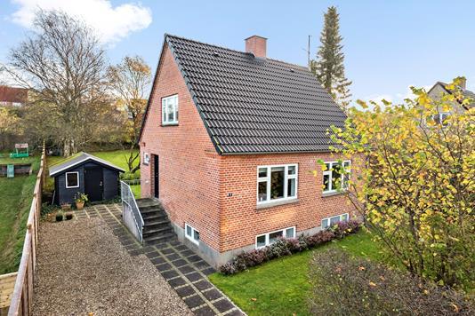 Villa på Vester Alle i Skørping - Andet