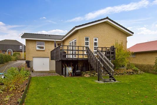 Villa på Nyvej i Arden - Ejendommen