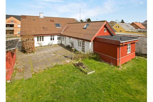 Villa på Jyllandsgade i Skørping - Andet