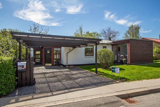 Villa på Enghavevej i Støvring - Ejendommen