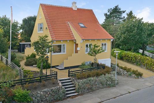 Villa på Trindelvej i Skagen - Ejendommen