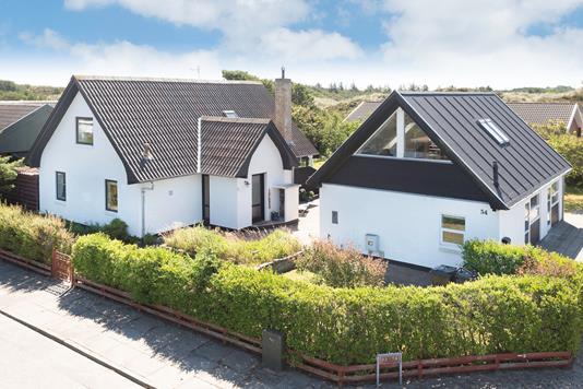 Villa på Sønderklit i Skagen - Ejendommen