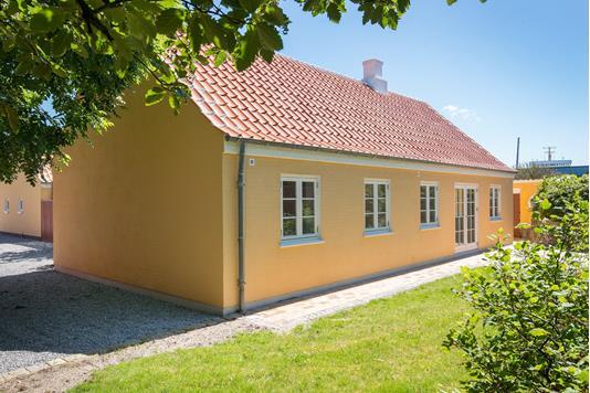 Villa på Lars Kruses Vej i Skagen - Ejendommen