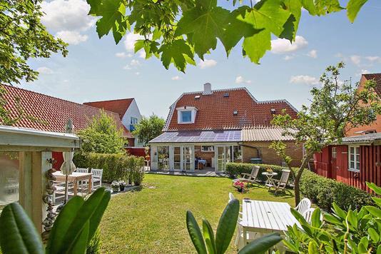 Villa på Frederikshavnsvej i Skagen - Ejendommen