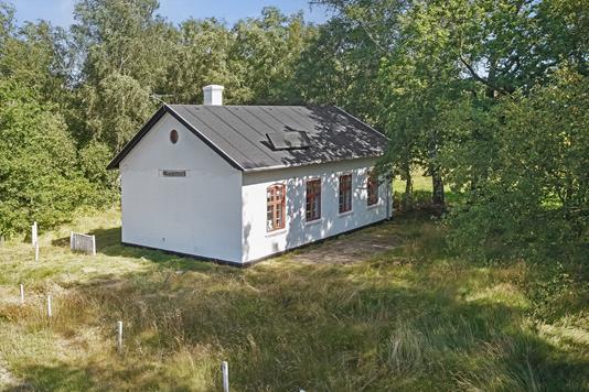 Fritidsbolig på Gårdbovej i Ålbæk - Mastefoto