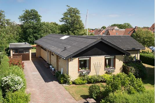 Villa på Engvej i Ålbæk - Andet