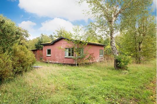 Villa på Kærvej i Ålbæk - Ejendommen