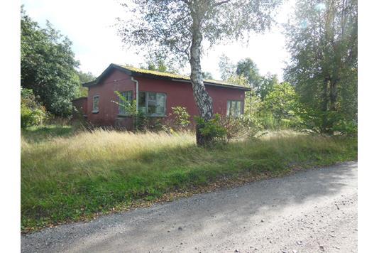 Villa på Kærvej i Ålbæk - Facade