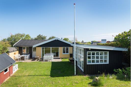 Villa på Stuhrsvej i Skagen - Ejendommen