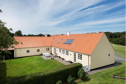 Villa på Møldamvej i Ålbæk - Ejendommen