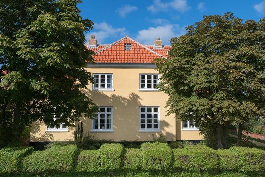 Villa på Ved Kirken i Skagen - Ejendommen