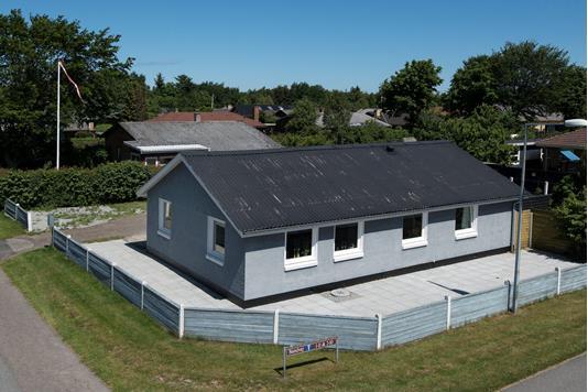 Villa på Dykkervej i Ålbæk - Andet