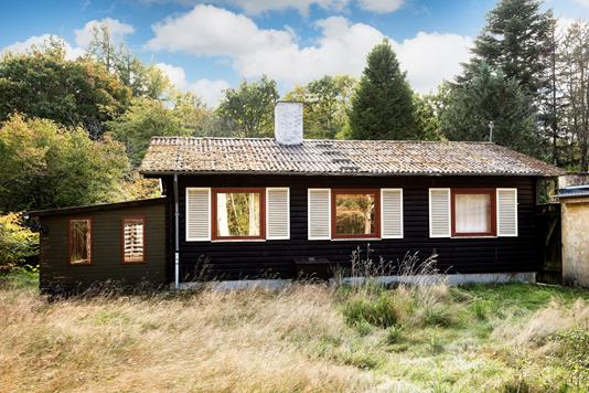 Villa på Lodskovvadvej i Ålbæk - Ejendommen