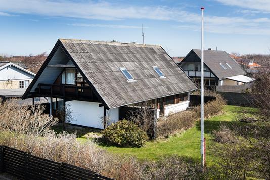 Villa på Westbanke i Skagen - Ejendommen