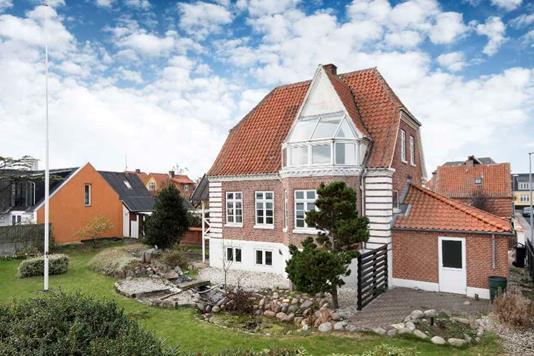 Villa på Kattegatsvej i Frederikshavn - Ejendommen