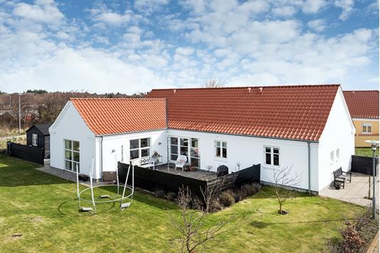 Villa på Thorsvej i Skagen - Ejendommen