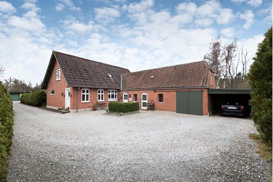 Villa på Gårdbovej 30 - i Ålbæk - Ejendommen