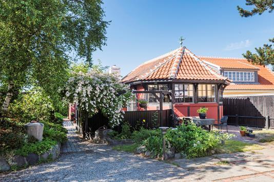 Villa på Vestre Strandvej i Skagen - Ejendommen