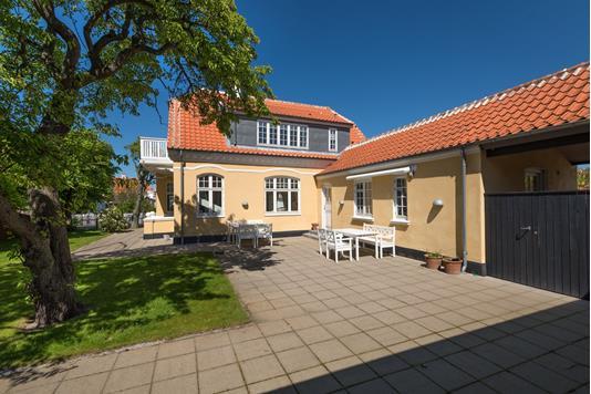 Villa på Søndervej i Skagen - Ejendommen