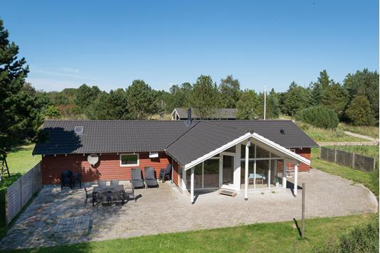 Fritidsbolig på Oksevej i Ålbæk - Ejendommen
