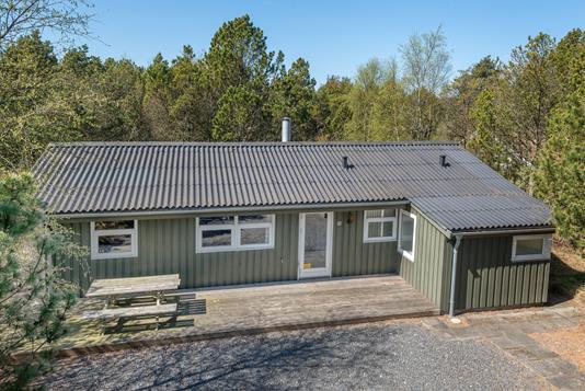 Fritidsbolig på Bekkasinvej i Ålbæk - Ejendommen