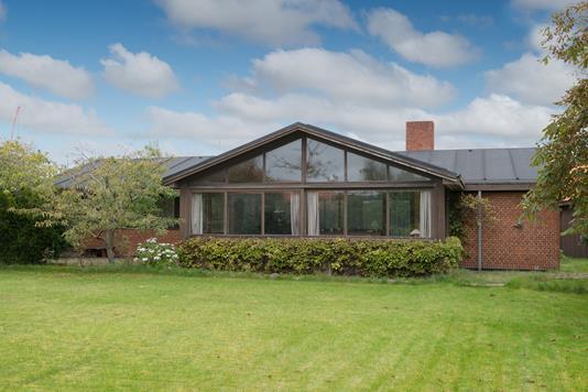 Villa på Jens Winthers Vej i Skagen - Ejendommen