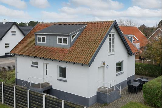 Villa på Hedevej i Skagen - Ejendommen