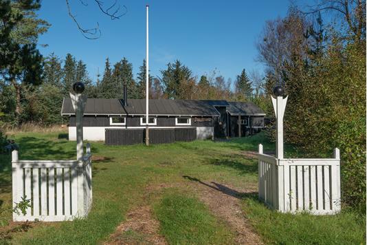 Fritidsbolig på Blishønevej i Ålbæk - Ejendommen