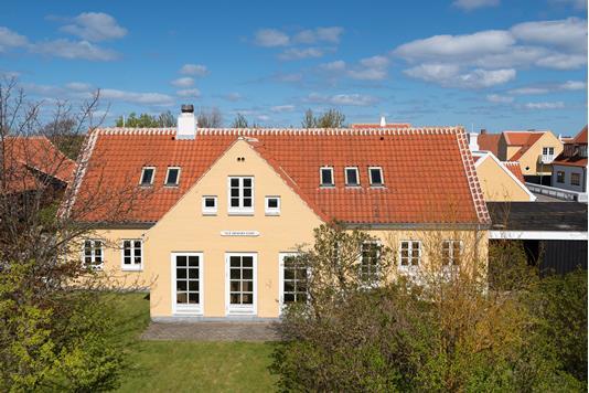 Villa på Hollændervej i Skagen - Ejendommen