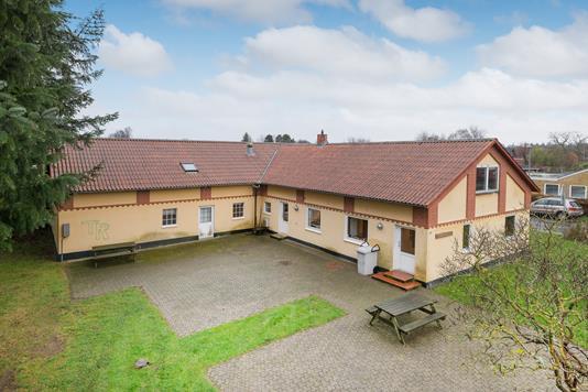 Villa på Gårdbovej i Ålbæk - Ejendommen